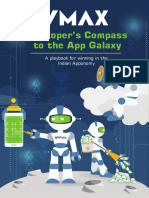 Developers Compass to the App Galaxy