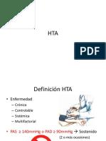 Hipertensión Arterial Diapositivas 2016
