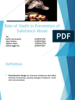 Drug Abuse Prevention
