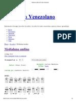 Medialuna Andina _ El Cuatro Venezolano