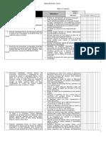 C. Gantt Educación Física y Salud 1° básico