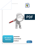 Guide CV Et Lettre de Motivation