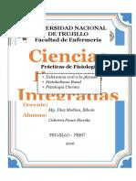 Prácticas de Fisiología - CBI -