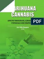 CO03132015 Marihuana Cannabis Aspectos Toxologicos Sociales Terapeuticos