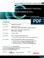 Programa Sesión Formativa CERMI Madrid-Ayto. Madrid SS Y AP20-D