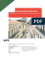 Communications Review Latin America Vol16 No2