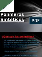 diapositivas   Polímeros