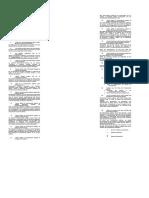 Preguntas de Derecho Notarial III Parcial, Chivo