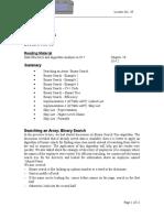 Data Structure Lec39 Handout