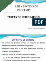 Taeeas de Integracion