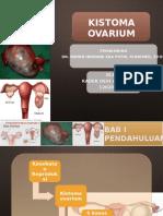 PPT Kistoma Ovary