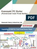 Kawasaki PC Boiler-Tonasa