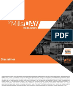 Public Meeting/Mills Day Presentation*