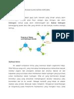 Aplikasi Klinis Ikatan Hidrogen