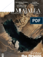 The Majalla Magazine ISSUE 1550  - Arab News and Politics