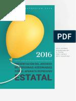 Informe Correpi 2016