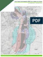 PPRT de la Vallée de la chimie - urbanisation future