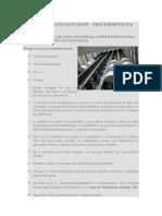 Manual Do Uso Do Elevador