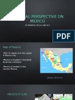 mexico global education prespective