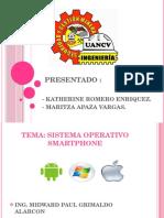 Sistema Operativo SmartPhone