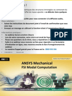 ANSYS Immersed Modal_R150