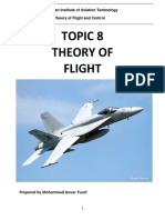 Reference Note - Topic 8 Theory of Flight r1