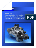 John Deere Injection Pump Troubleshooting >> Stanadyne De Pump Timing Instructions Nut Hardware Pump