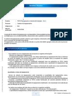 PCP_BT_Equipamento_Migração Factor - Cadastro - Equipamento