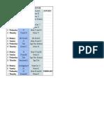 course 1 timeline - sheet3