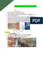 Cultural Achievements of Kushans