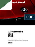 BMW E30 Owners Manual.pdf