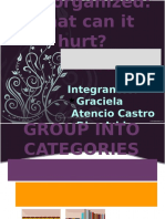 Group Into Categories