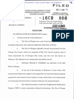 Cochran Indictment
