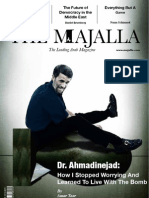 The Majalla Magazine ISSUE 1549 - Arab News and Politics