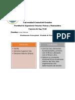 Fundamento Conceptual (PTs)