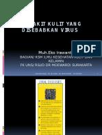 Kuliah Dermatovirologi UNS _ 28 Oktober 2016