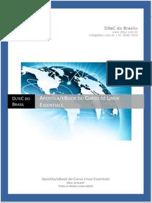 Apostila Curso Linux Essentials-m | Software Gratuito | Linux