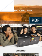 Kelompok 9 - Operational Risk