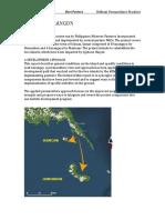 Pabangon Report