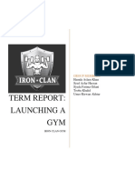 Iron Clan gym Report
