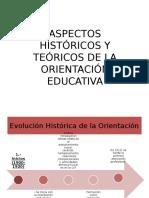 1.-Aspectos Históricos de La Orientación