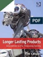 [Tim Cooper] Longer Lasting Products