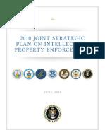 Intellectualproperty Strategic Plan