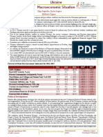 Ukraine Monthly Report November 2014