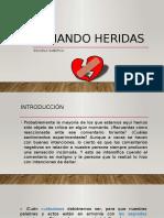 SANANDO HERIDAS