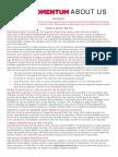 Legal Momentum One-Sheet 11-16-16