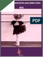 Apostila Alongamento Para Baby Class