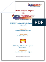 Iciciprudential Life Insurance