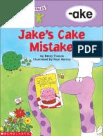 Jake's Cake Mistake