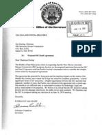San Felipe Pueblo re proposed Intel-Interstate Stream Commission deal